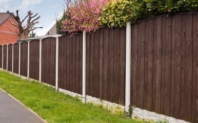 austin tx fence staining